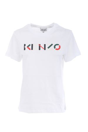 Kenzo logo cotton T-shirt KENZO | 8 | FA62TS8404SJ01