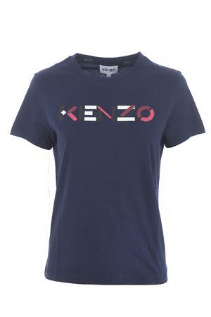 Kenzo logo cotton T-shirt KENZO | 8 | FA62TS8404SJ76