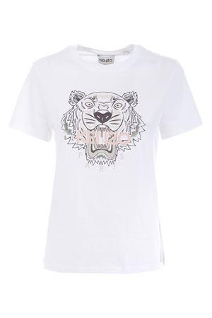 Kenzo tiger cotton T-shirt KENZO | 8 | FA62TS8464YB01