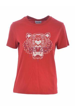 T-shirt Kenzo tiger in cotone KENZO | 8 | FA62TS8464YB22