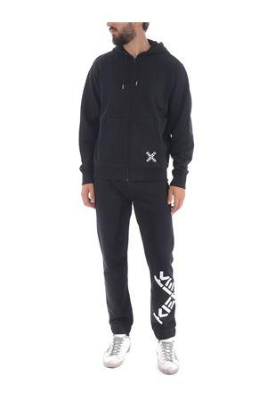 Kenzo cotton blend sweatshirt KENZO | 10000005 | FA65BL7204MS99