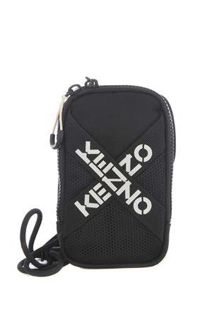 Kenzo big x phone holder in nylon KENZO | 236603758 | FA65PM228F2199