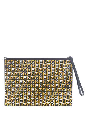 Bustina Kenzo monogram large pouch KENZO | 62 | FA65PM902L4140