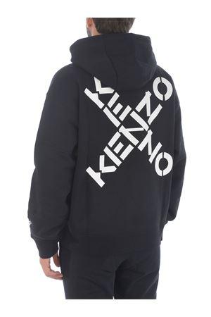 Kenzo sweatshirt in cotton blend.