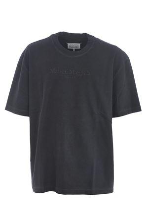 Maison Margiela t-shirt in washed cotton MAISON MARGIELA | 8 | S50GC0626S23366-900