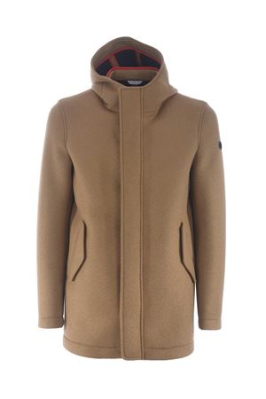 Manuel Ritz coat in felt-effect woolen cloth MANUEL RITZ | 18 | H8317203737-24