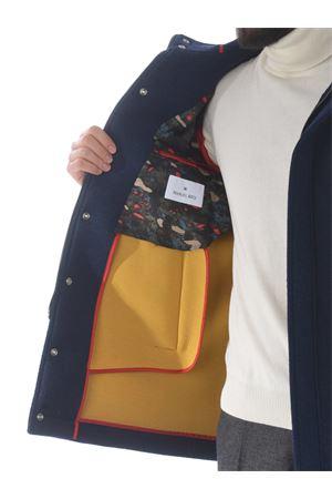 Giaccone Manuel Ritz in panno di lana effetto feltro MANUEL RITZ | 18 | H8317203737-88