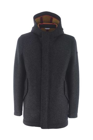 Manuel Ritz coat in wool felt effect MANUEL RITZ | 18 | H8317203737-98