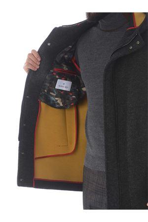 Giaccone Manuel Ritz in panno di lana effetto feltro MANUEL RITZ | 18 | H8317203737-98
