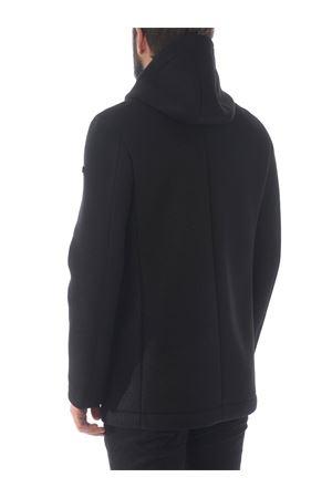 Giaccone Manuel Ritz in panno di lana effetto feltro MANUEL RITZ | 18 | H8317203737-99