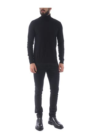 Manuel Ritz turtleneck in cotton and wool MANUEL RITZ | 7 | M503203806-99