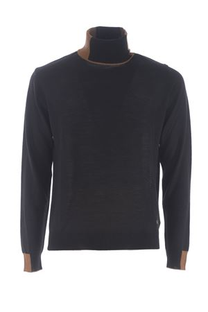 Manuel Ritz turtleneck in wool blend MANUEL RITZ | 7 | M503203825-99