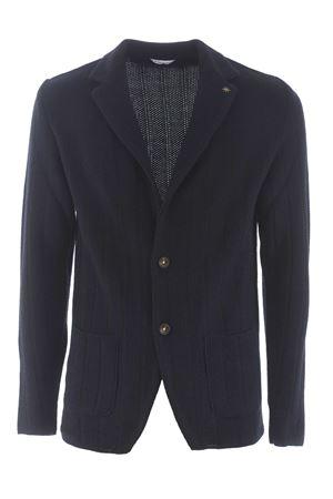 Manuel Ritz acrylic knitted jacket  MANUEL RITZ | 3 | M590203897-89