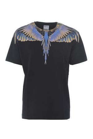 Marcelo Burlon County of Milan wings basic cotton t-shirt MARCELO BURLON | 8 | CMAA018E20JER0011030