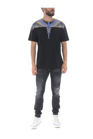 T-shirt Marcelo Burlon County of Milan wings basic MARCELO BURLON | 8 | CMAA018E20JER0011030