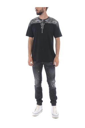 T-shirt Marcelo Burlon County of Milan camou wings basic MARCELO BURLON | 8 | CMAA018E20JER0021007