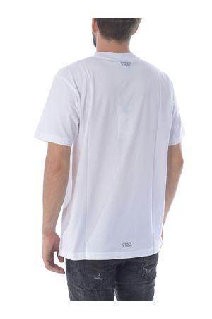 T-shirt Marcelo Burlon County of Milan cross basic MARCELO BURLON | 8 | CMAA018E20JER0160110