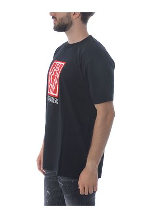 T-shirt Marcelo Burlon County of Milan rural cross basic MARCELO BURLON | 8 | CMAA018E20JER0171001