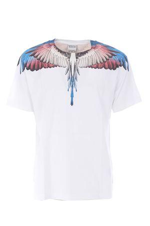 T-shirt Marcelo Burlon County of Milan wings basic MARCELO BURLON | 8 | CMAA018F20JER0010128