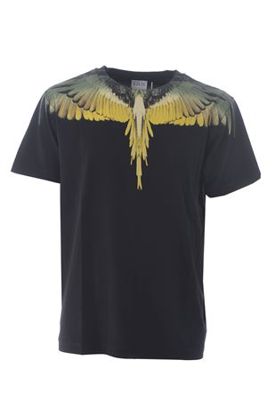 Marcelo Burlon County of Milan wings basic cotton t-shirt MARCELO BURLON | 8 | CMAA018F20JER0011016