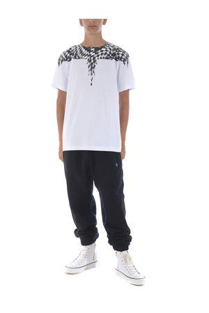Marcelo Burlon County of Milan cross pdp wings basic t-shirt in cotton MARCELO BURLON | 8 | CMAA018F20JER0030110