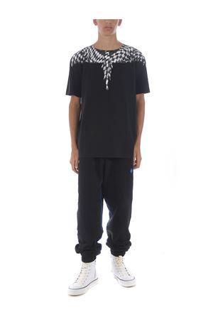 Marcelo Burlon County of Milan cross pdp wings cotton t-shirt MARCELO BURLON | 8 | CMAA018F20JER0031010