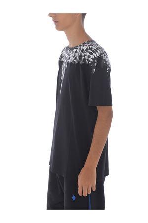 T-shirt Marcelo Burlon County of Milan cross pdp wings MARCELO BURLON   8   CMAA018F20JER0031010