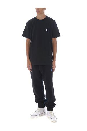 Marcelo Burlon County of Milan cross basic cotton t-shirt MARCELO BURLON | 8 | CMAA018F20JER0101001