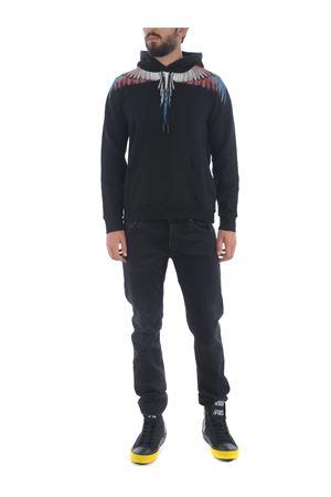 Marcelo Burlon County of Milan wings regular cotton sweatshirt MARCELO BURLON | 10000005 | CMBB007F20FLE0011028
