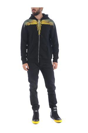 Marcelo Burlon County of Milan wings regular cotton sweatshirt MARCELO BURLON | 10000005 | CMBE001F20FLE0011016