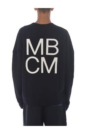Maglione Marcelo Burlon County of Milano mbcm MARCELO BURLON | 7 | CMHE026F20KNI0011001