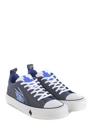 Sneakers low Marcelo Burlon County of Milan side wings low vulcanic MARCELO BURLON | 5032245 | CMIA084E20FAB0010743