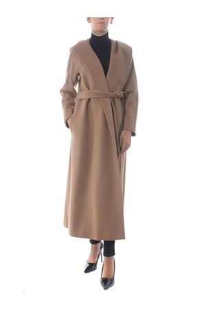 Max Mara Studio Danton long coat in pure virgin wool MAX MARA STUDIO | 17 | 601612096006
