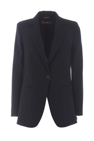 Max Mara Studio cecina jacket in stretch wool MAX MARA STUDIO | 3 | 60460103600004