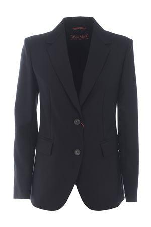 Max Mara Studio Fune jacket in stretch virgin wool twill MAX MARA STUDIO | 3 | 604604096003