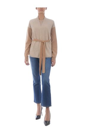 Max Mara Studio appia cardigan in wool and cashmere blend MAX MARA STUDIO | 850887746 | 634603096009