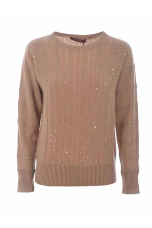 Max Mara Studio Harem sweater in cashmere and wool yarn MAX MARA STUDIO | 7 | 636601096005
