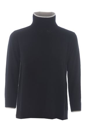 Max Mara Studio berger sweater in wool and cashmere blend MAX MARA STUDIO | 7 | 63660203600004