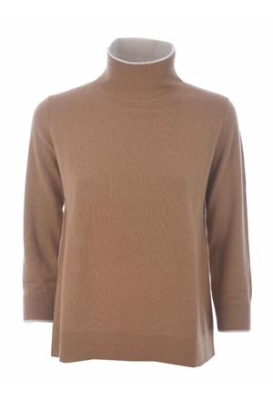 Max Mara Studio berger sweater in wool and cashmere blend MAX MARA STUDIO | 7 | 63660203600006