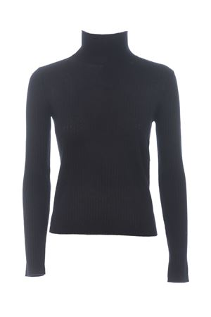 Max Mara Studio Lega sweater in light silk and wool blend yarn MAX MARA STUDIO | 7 | 636611096007