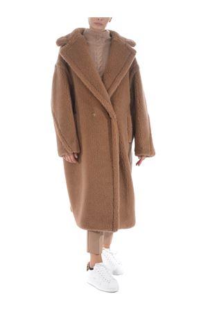 Cappotto lungo Max Mara teddy MAX MARA | 17 | 10161309600739-001