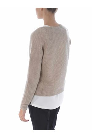 Max Mara satrap sweater in cashmere and silk yarn MAX MARA | 7 | 13661509600013-001