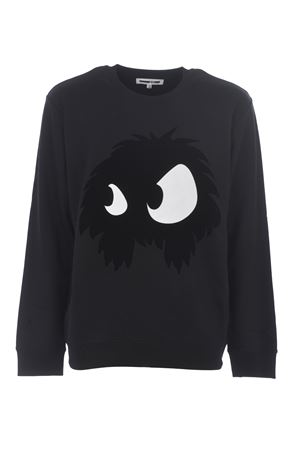 MCQ Alexander McQueen Mad-Chester cotton sweatshirt MCQ | 10000005 | 415099RKH511000