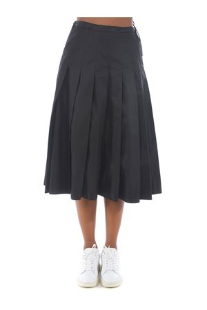 Moncler longuette skirt  MONCLER | 15 | 2D712-00C0068-999