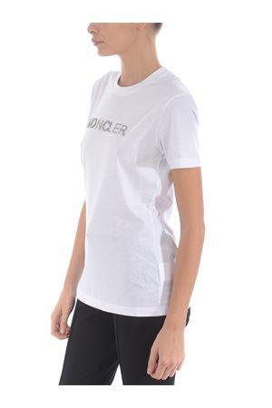 Moncler cotton T-shirt MONCLER | 8 | 8C771-10V8058-001