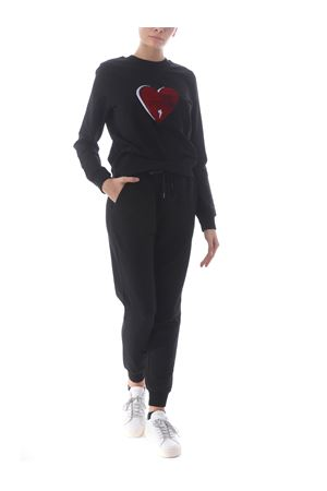 Love Moschino jogging trousers in stretch cotton MOSCHINO LOVE | 9 | W1519E2204-C74