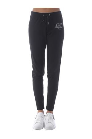 Pantaloni jogging Love Moschino in cotone stretch MOSCHINO LOVE | 9 | W1543E2204-C74