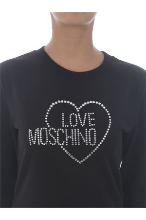 Abito/Felpa Love moschino in cotone stretch MOSCHINO LOVE | 11 | W5C00E2204-C74