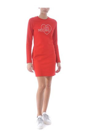 Abito/Felpa Love moschino in cotone stretch MOSCHINO LOVE | 11 | W5C00E2204-O81