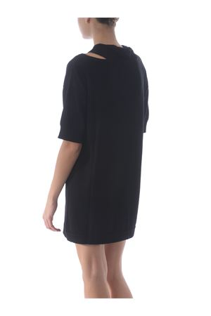 Love Moschino dress in wool and cashmere blend.